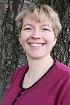 Nancy Zurke – Altenpflegehelferin