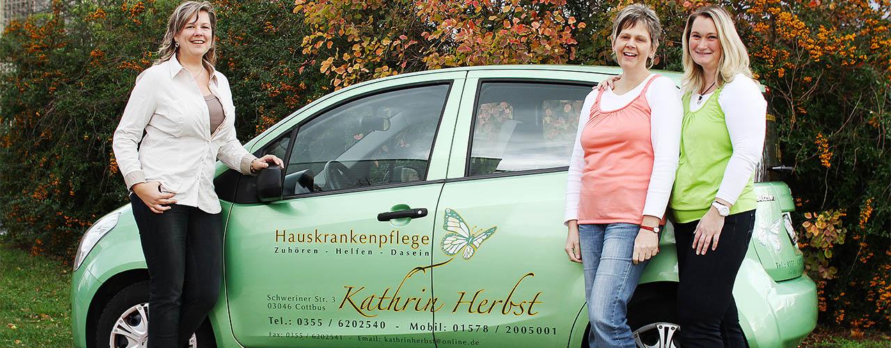 Hauskrankenpflege in Cottbus und Umgebung